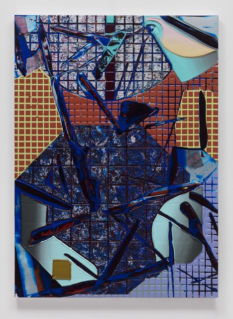 Britton Tolliver, 'Ringworld', 2016, Luis De Jesus Los Angeles