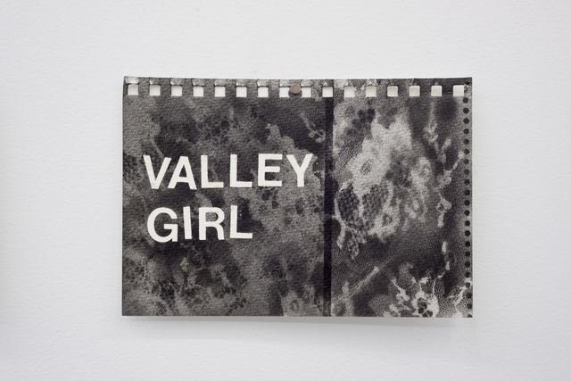 , 'Valley Girl,' 2016, Wil Aballe Art Projects | WAAP