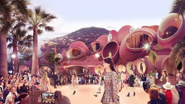 , 'Dior Cannes,' , Rosenbaum Contemporary