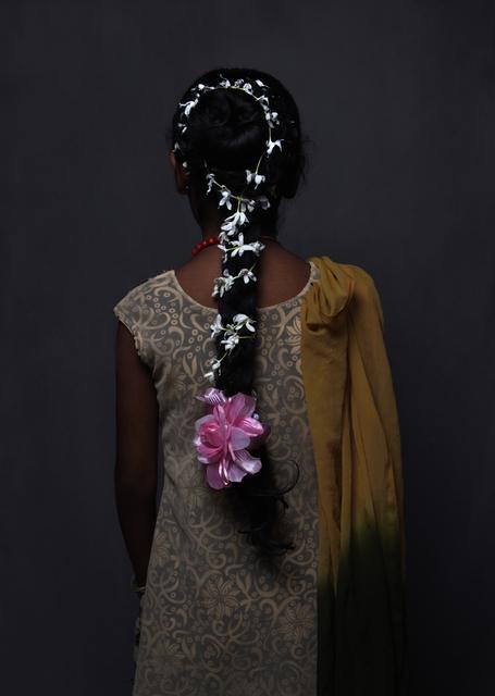 , ' Flower girl, Translations Series, Sri Lanka,' 2016, Mariane Ibrahim Gallery