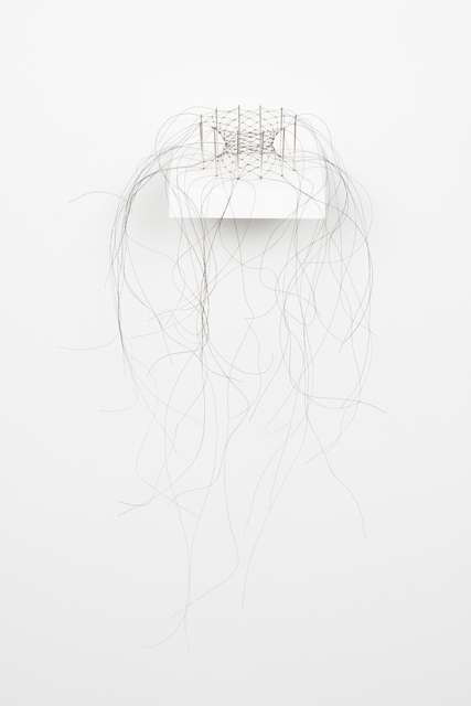 , 'Hair Work (Haararbeit),' 2017, Wooson Gallery