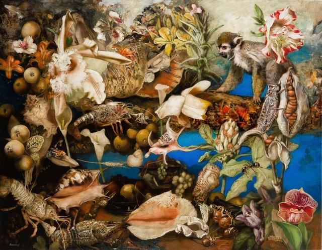 , 'Summer Garden,' 2016, Villa del Arte Galleries