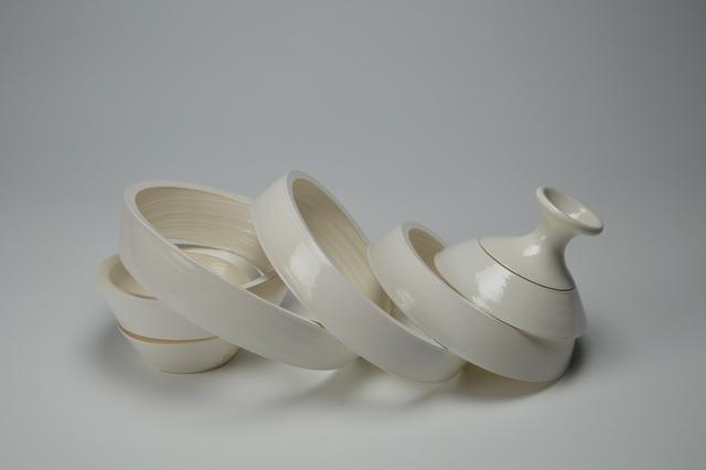 , 'Spatial Spiral: Sprawl,' 2018, Lyons Wier Gallery
