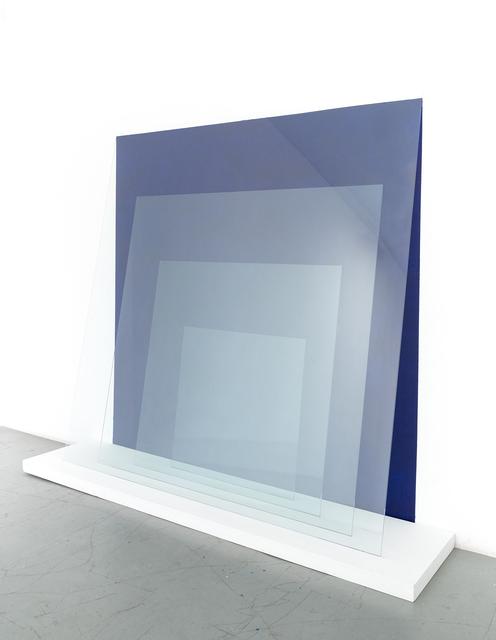 Jose Dávila, 'Homage to the Square', 2019, Galería OMR