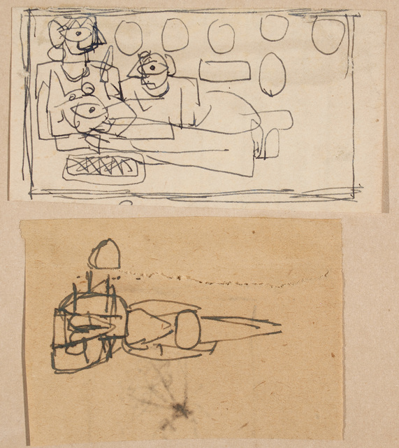 , 'UNTITLED	(Family),' ca. 1940, Prinseps