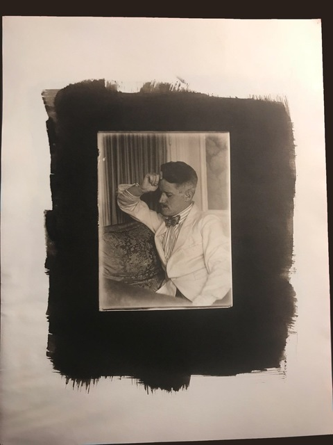 Berenice Abbott, 'Photo of James Joyce', ca. 1920, Upsilon Gallery
