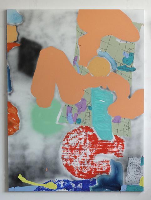 , 'Arbrashtroumpf,' 2017, V1 Gallery