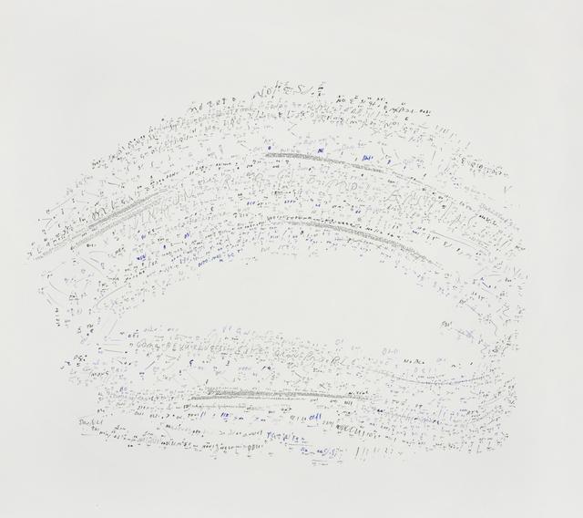 , 'Untitled ,' 2017, 80M2 Livia Benavides