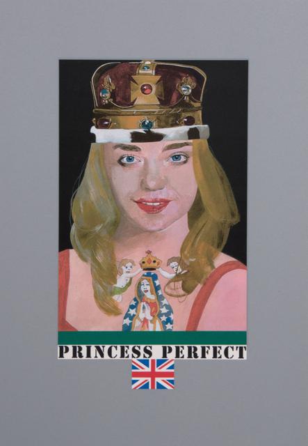 , 'Princess Perfect,' 2017, Hang-Up Gallery