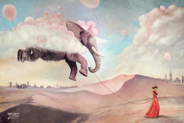 Algis Krisciunas, 'Dreams behind Us', 2019, nobig.art