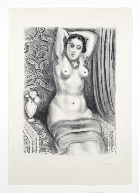 , 'Torse à l'aiguière,' 1927, Bernard Jacobson Gallery