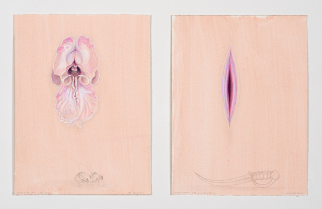 , 'Soft  Approach, Hard Approach,' 2015, Sandra Gering Inc