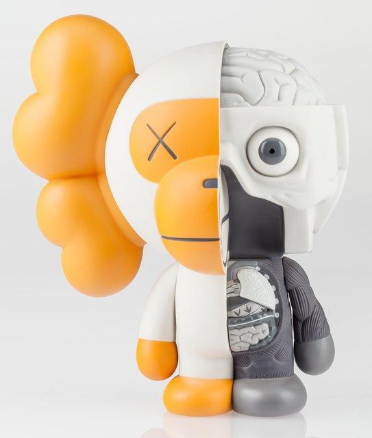 KAWS X BAPE, 'Dissected Milo (White)', 2011, Heritage Auctions
