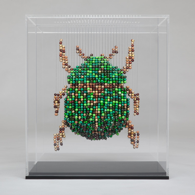 , 'Beetle,' 2017, Rademakers Gallery