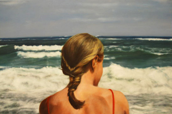 ", '""Camille's Ocean View"",' 2011, Scott White Contemporary Art"