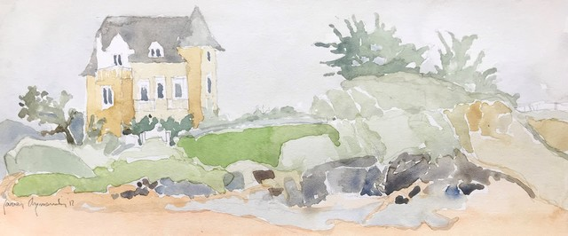, 'St. Briac, France,' 2012, Andra Norris Gallery