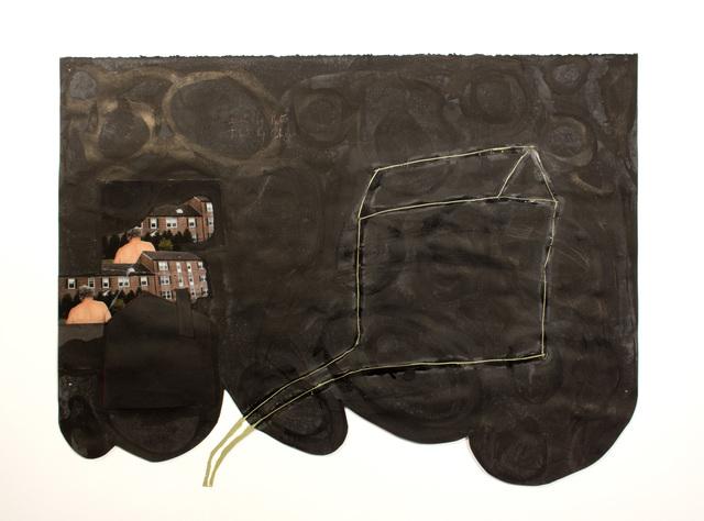 , 'Olentangy Bricks,' 2013, Gaa Gallery