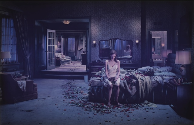 Gregory Crewdson, 'Untitled, Winter (Bed of Roses)', 2005, Sotheby's