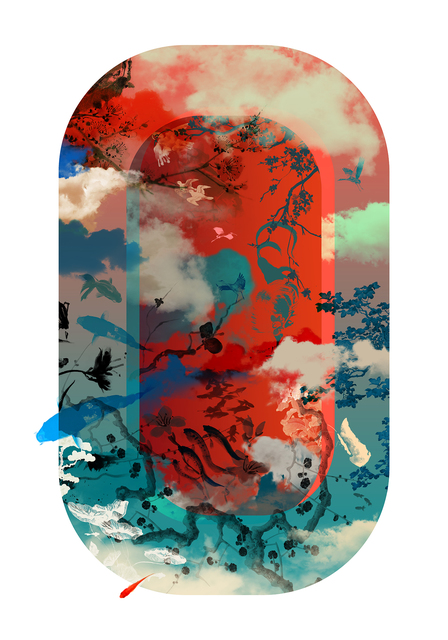 Guang-Yu Zhang, 'Mirrorland 01S', 2019, A.Style