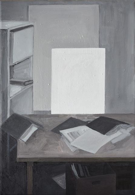 , 'Mesa,' 2013, Pasto