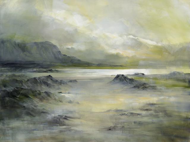 , 'Shore Mist, Easdale,' 2017, Thackeray Gallery