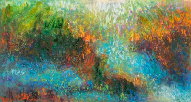 , 'Shimmering River,' 2017, Kwai Fung Hin