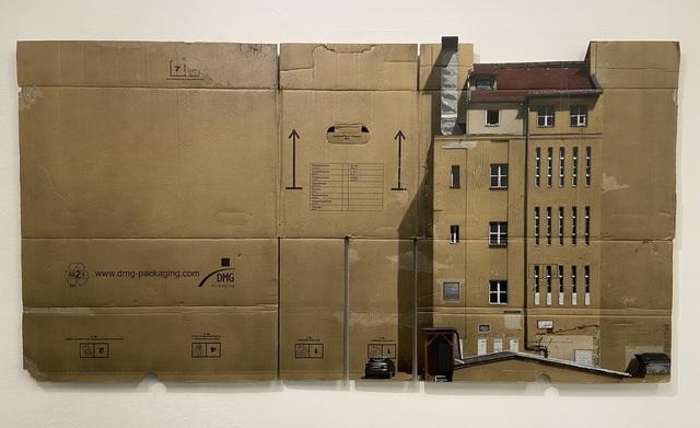 , 'Charlottenstr. A.P.,' 2011, Urban Spree Galerie