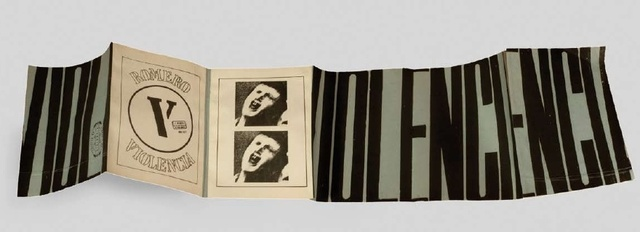 Juan Carlos Romero, 'Violencia', 1977, Henrique Faria Fine Art
