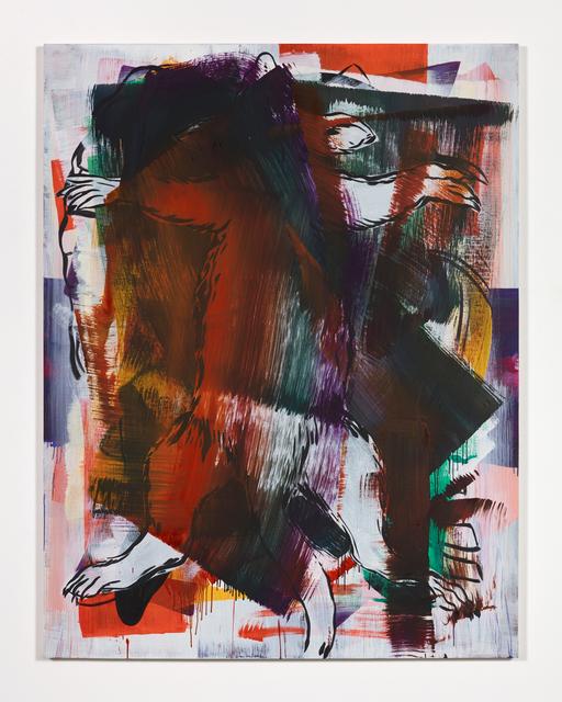, 'Below The Fold,' 2017, Office Baroque