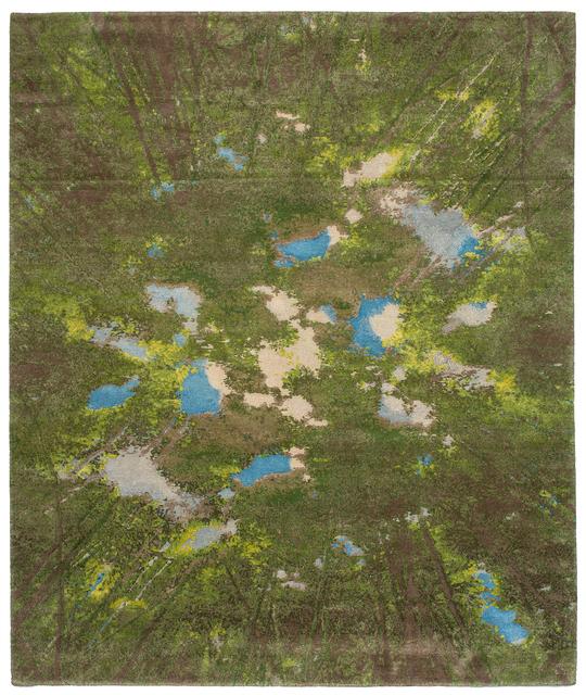 Jan Kath, 'Enlightenment 2 rug', 2018, Design/Decorative Art, Silk and Wool, Galerie SORS