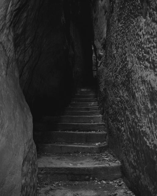 , 'Stairs, Cesky Raj,' 2015, The Ravestijn Gallery