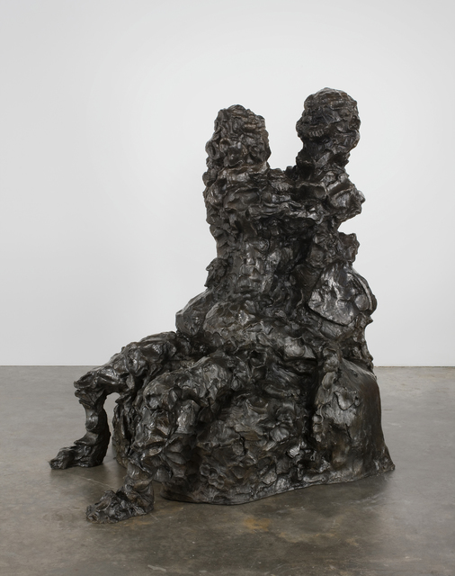 , 'The Estranged Couple,' 2008, Simon Lee Gallery