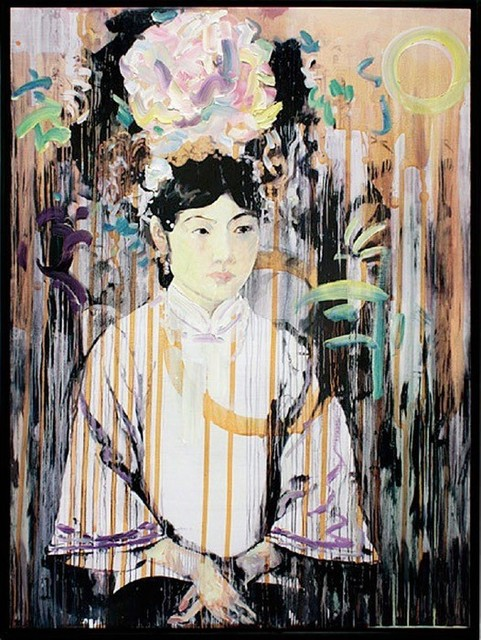 , 'Empress Wanrong,' , Diehl Gallery