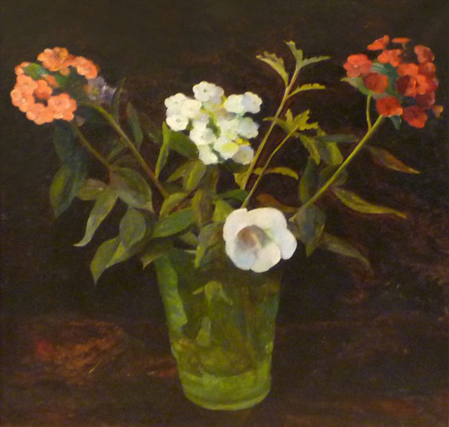 , 'Untitled (Flowers in Green Vase),' pre-1939, Somerville Manning Gallery