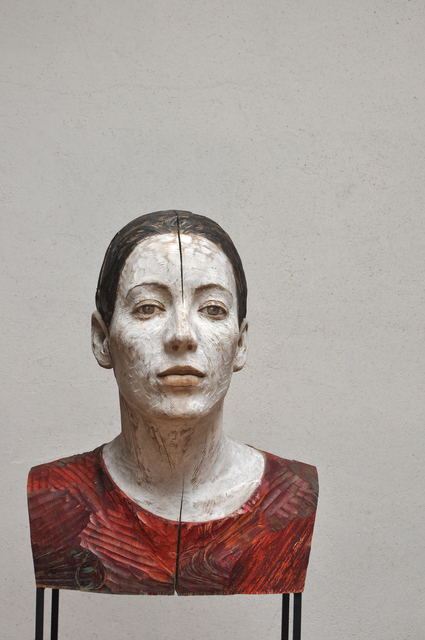 , 'Sara con treccia,' 2016, Accesso Galleria