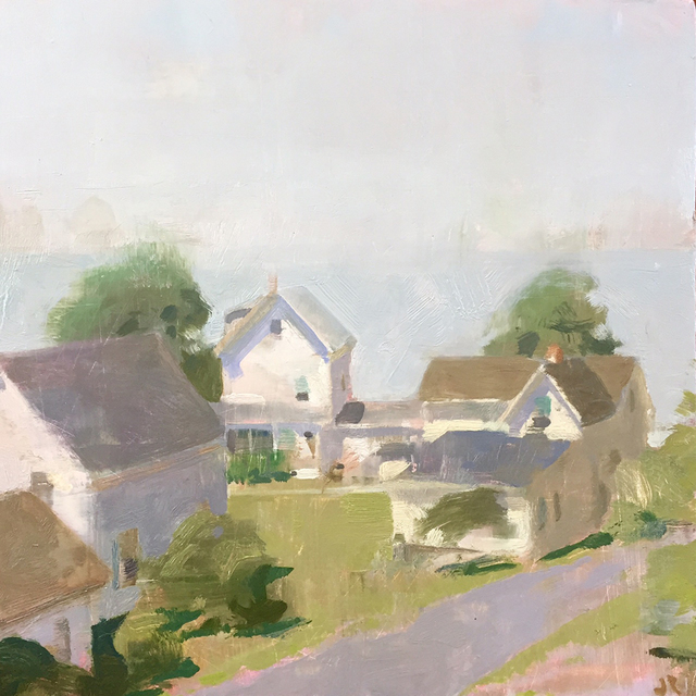 , 'Lifting Fog,' 2017, Somerville Manning Gallery