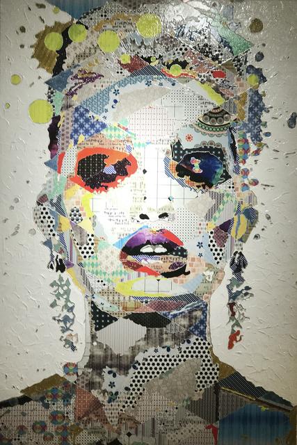 Pınar DU PRE, 'Daphne', 2016, Painting, Mixed Media, FREMIN GALLERY