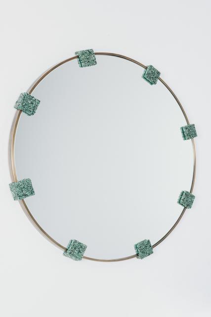 , 'Brazilian Aventurine Mirror,' 2016, DeLorenzo Gallery