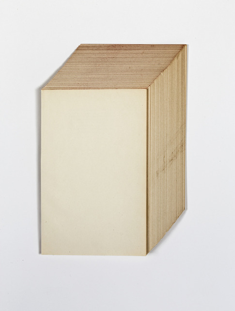 , 'Orange Page,' 2007, Jessica Bradley Gallery