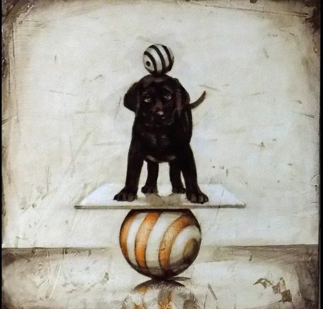 , 'Having a Ball 59,' 2019, Shain Gallery
