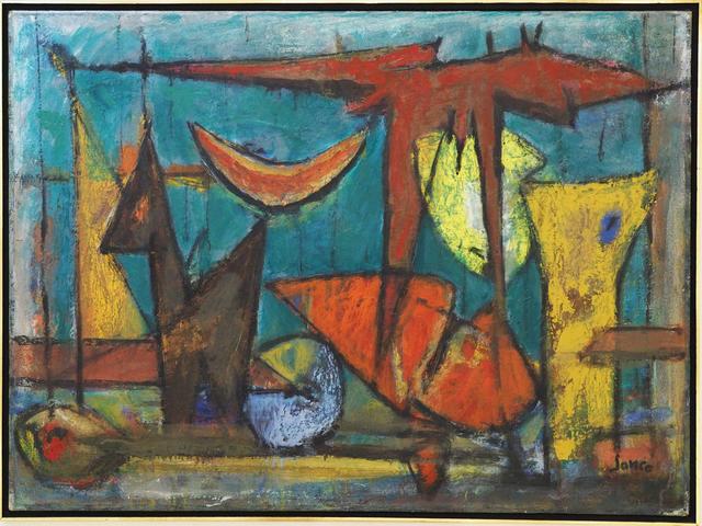 , 'Imaginary Animals ,' ca. 1950, Bruno Art Group