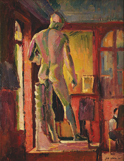 , 'The Apollo in Matisse's Studio,' 1908, Montclair Art Museum