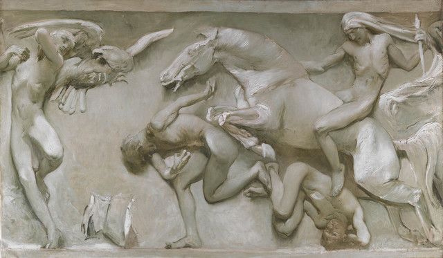 , 'From the Great Discoveries, Through the Gloomy Ages, to the Living Revival of the Race,' 1906, Antonacci Lapiccirella Fine Art
