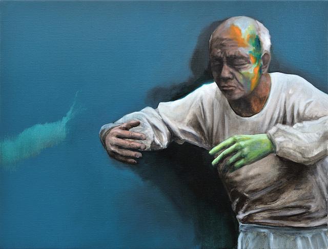 , 'Corail,' 2015, Suzanne Tarasieve