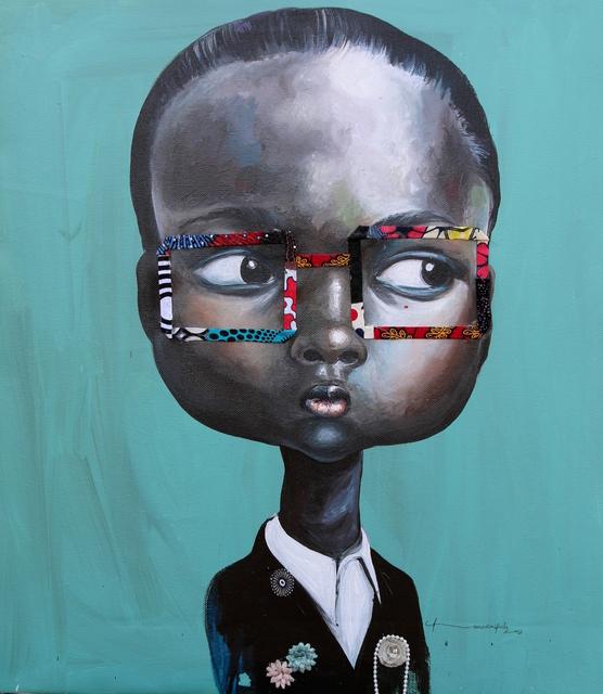 , 'Rainbow Brigades II,' 2015, Omenka Gallery