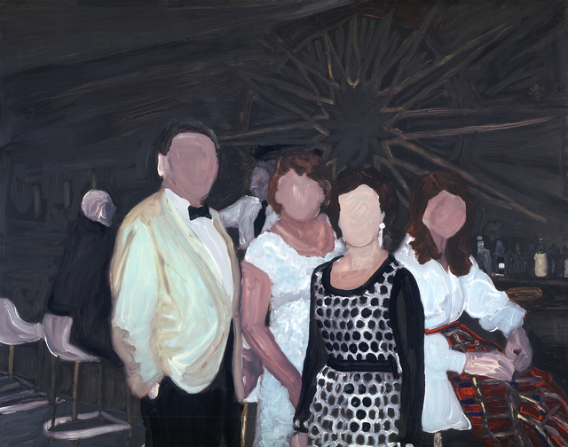 , 'out on the town,' 2019, Marloe Gallery