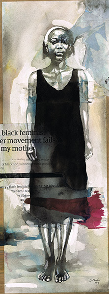 , 'BLACK FEMINISTS,' 2014, ARTCO Gallery