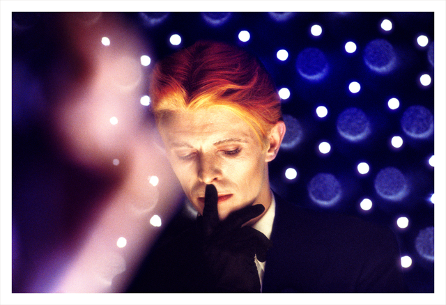 , ' David Bowie, New Mexico, 1975 (The Man Who Fell To Earth),' 1975, Monroe Gallery of Photography