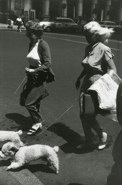 , 'New York,' ca. 1970, Pace/MacGill Gallery