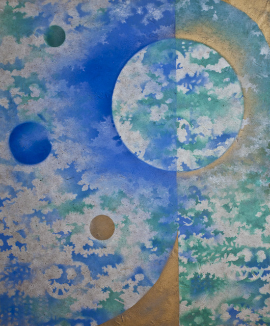 , 'Water Planet,' , Walter Wickiser Gallery